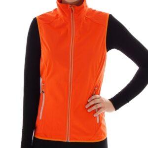 CMP women's softshell vest 2016