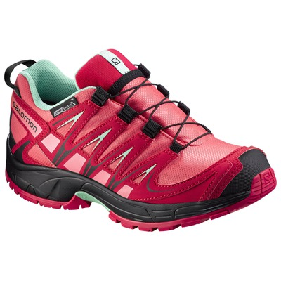 1469a0152c6 Salomon XA PRO 3D CSWP K Αδιάβροχα παιδικά παπούτσια