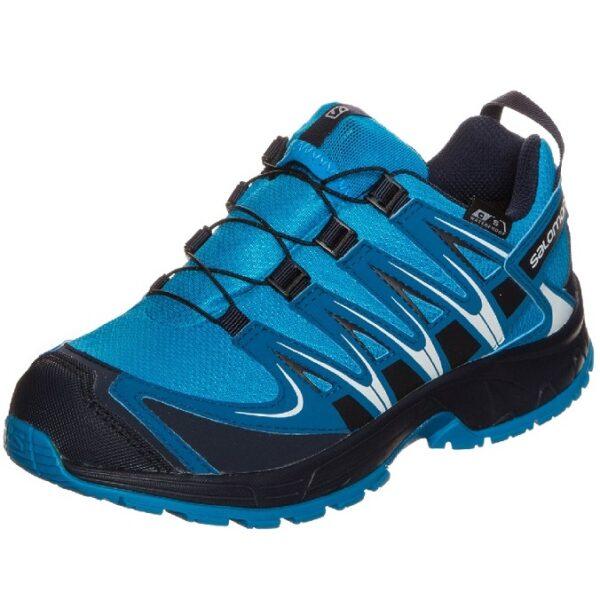 e95a25a5074 Salomon XA PRO 3D CSWP J Αδιάβροχα παιδικά παπούτσια