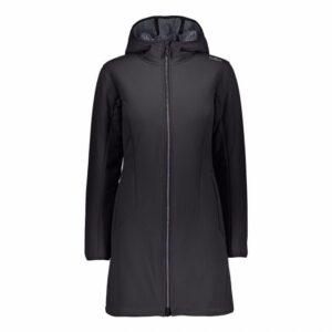 CMP Parka Softshell Fix Hood Jacket Γυναικείο 38A2106 0ee085dda99